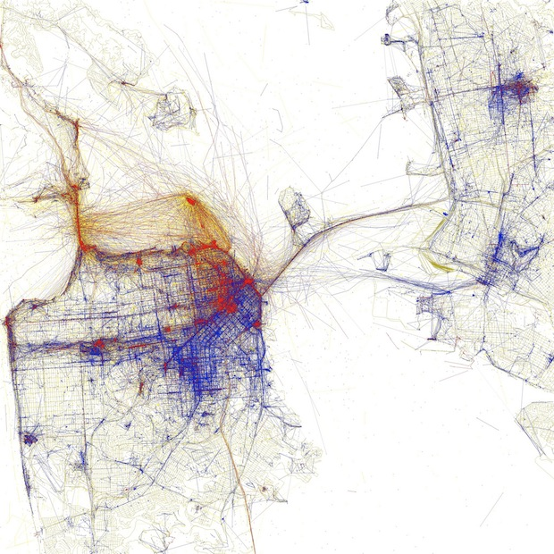 eric-fischer-maps-of-locals-and-tourists-san-fransisco-